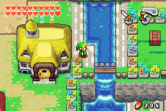 Commercial Critique The Legend Of Zelda The Minish Cap